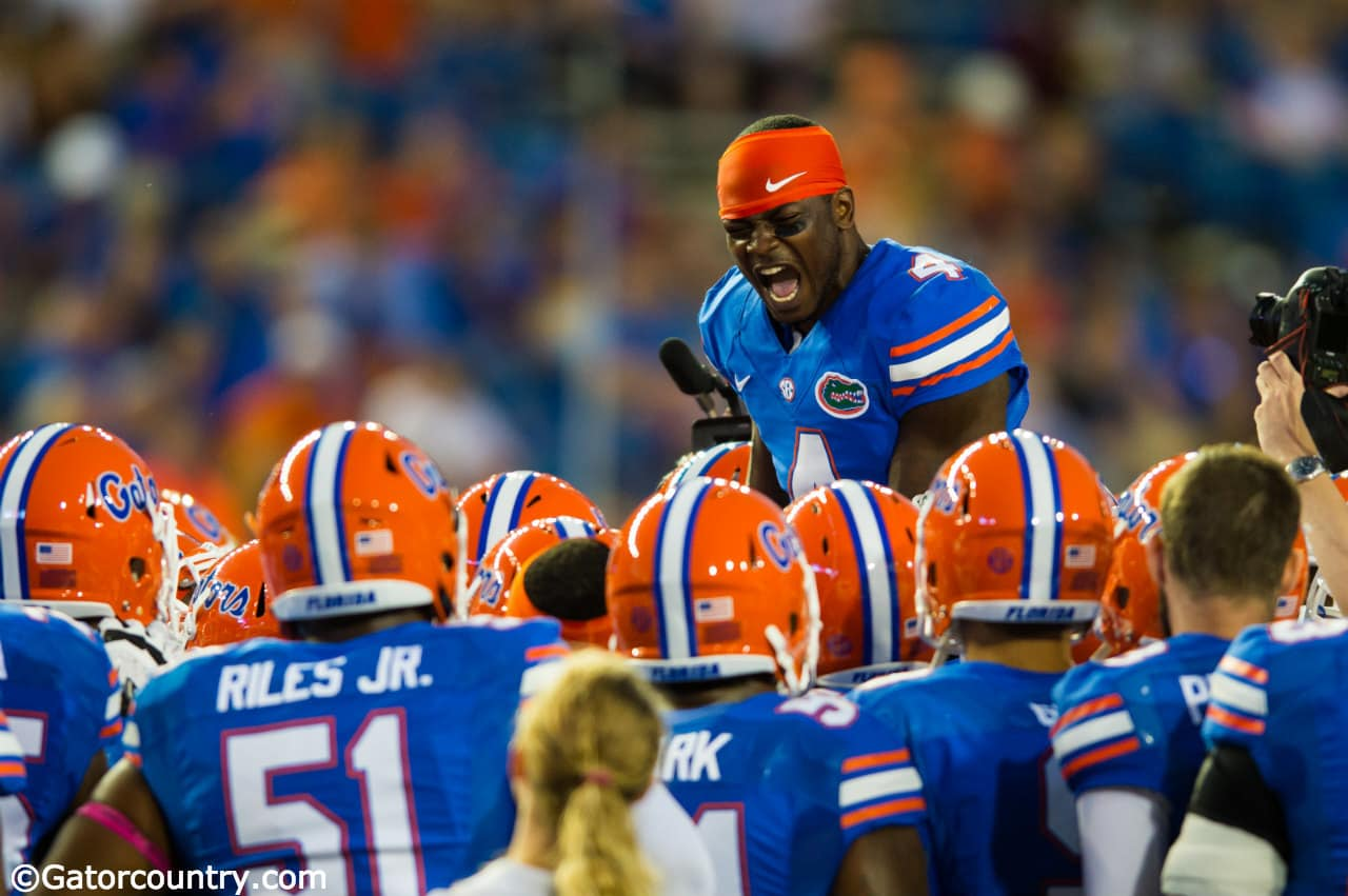 florida gators football
