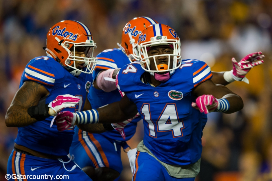 Alex McCalister, Ben Hill Griffin Stadium, Gainesville, Florida