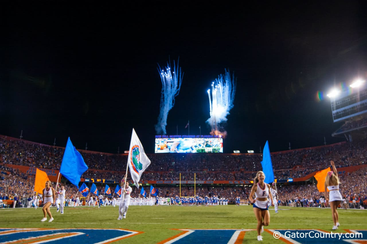 Gators offers a Miami LB commit