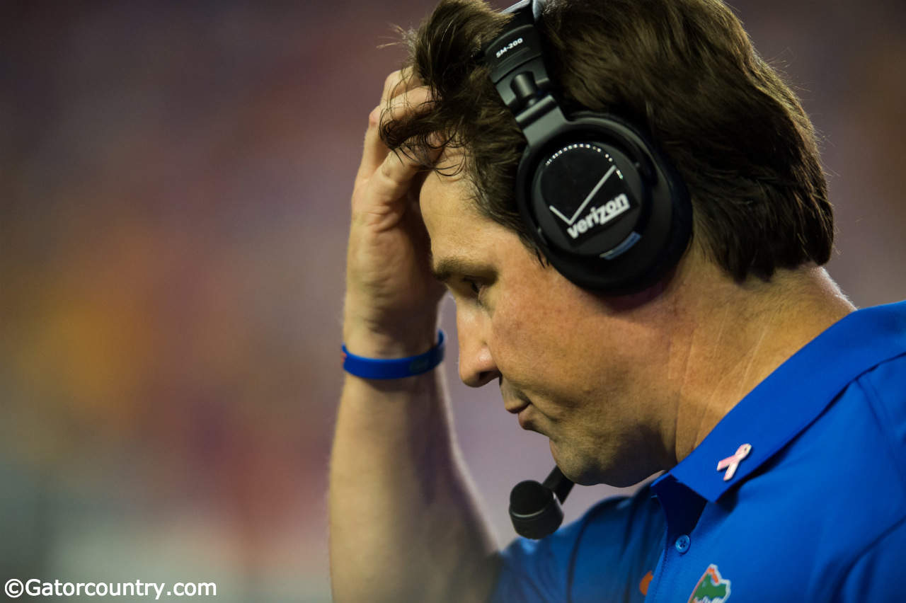 Florida Gators Recruiting Mailbag October 23rd