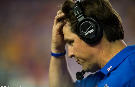 Foley assessing Florida Gators football team