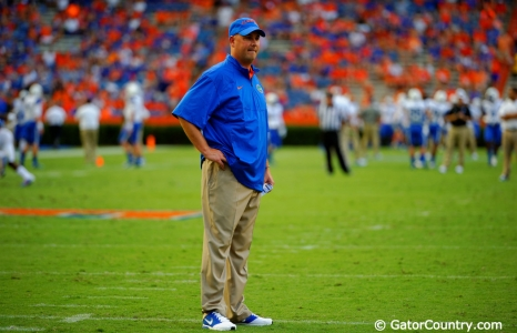 Florida Gators Football: Kurt Roper's Rocky Top Reunion