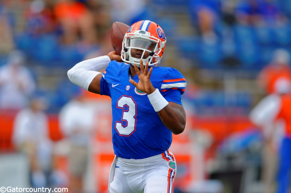 Treon Harris, Ben Hill Griffin Stadium, Gainesville, Florida