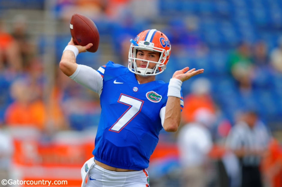 Will Grier, Ben Hill Griffin Stadium, Gainesville, Florida