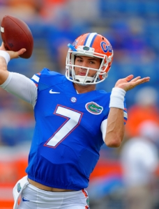 Florida Gators quarterback battle takes another turn