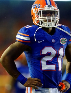 Florida Gators rushing game on a downtrend