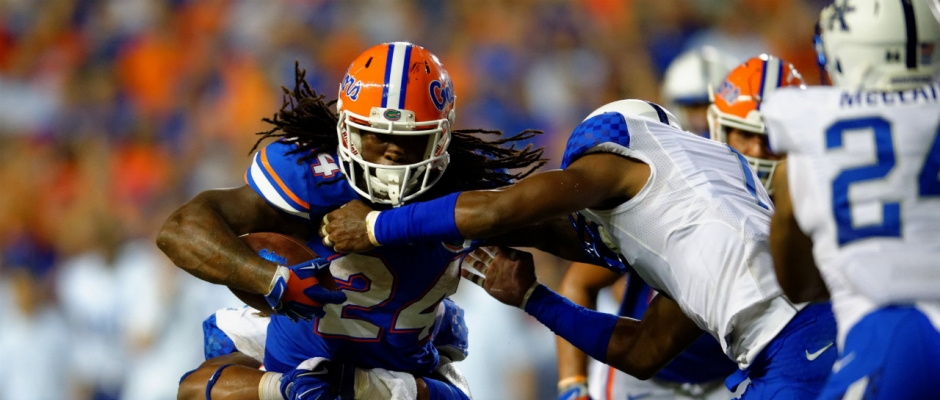 Can the Florida Gators run the ball without Jones?