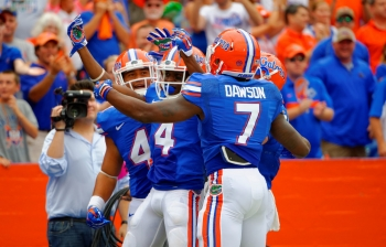 Florida Gators fighting off distractions