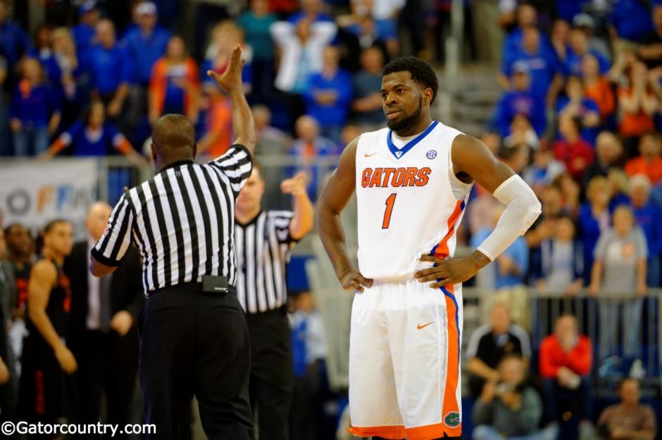Florida Gators basketball: Georgetown edge Florida in OT 66-65 ...