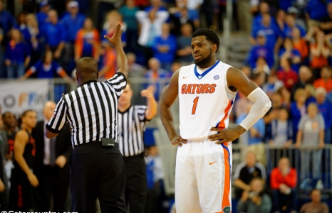 Florida Gators basketball: Georgetown edge Florida in OT 66-65