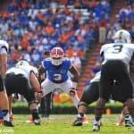 Antonio Morrison, Ben Hill Griffin Stadium, Gainesville, Florida