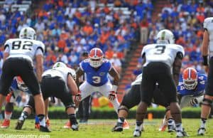 Antonio Morrison, Ben Hill Griffin Stadium, Gainesville, Florida