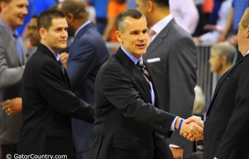 Respect For Billy Donovan Still Strong With Tony Delk