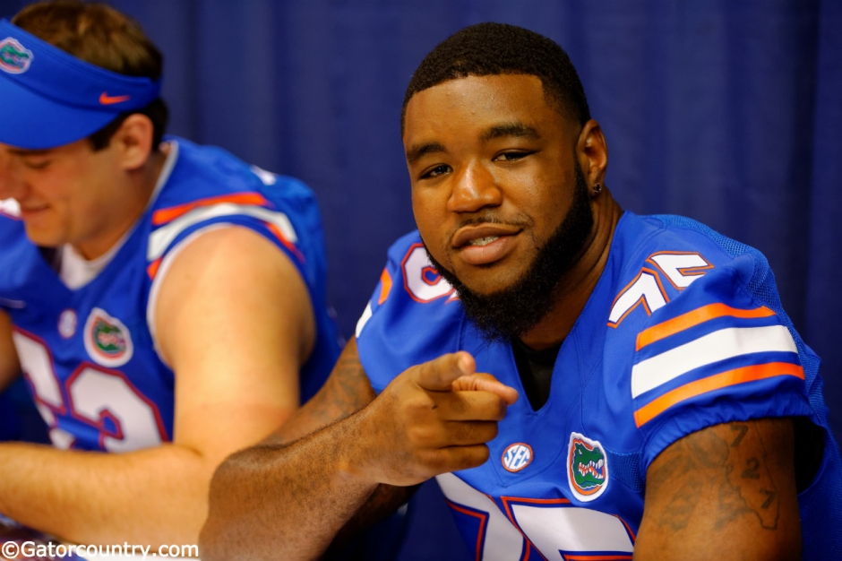 Chaz Green, Gainesville, Florida