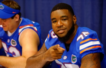 Florida Gators: Senior Spotlight Chaz Green
