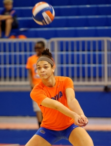 Florida Gators volleyball moves into second place in SEC