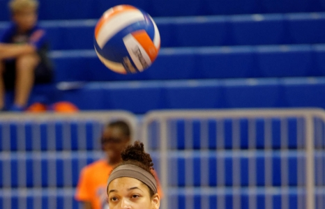 Florida Gators volleyball picked to finish second in SEC