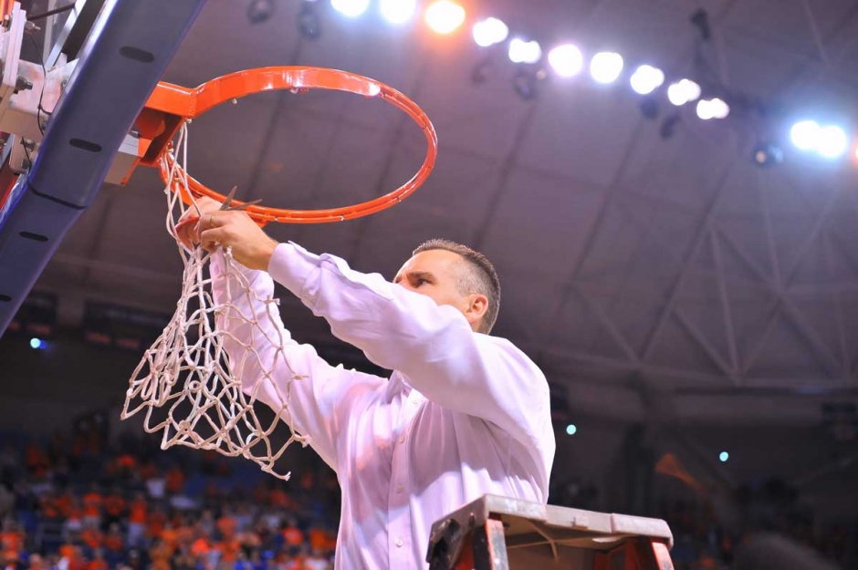 Billy Donovan, Stephen C O'Connell Center, Gainesville, Florida, University of Florida