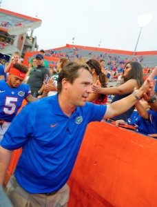 Florida Football: Muschamp's Legacy