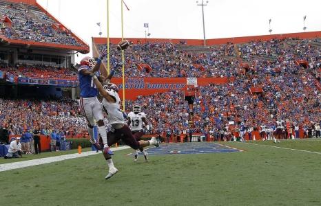 Florida Gators Football: Gators Rout EKU, 52-3