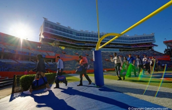 Florida Gator Football: It's not you, it's me