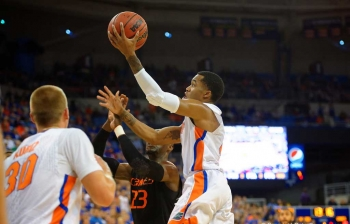 Florida Gators basketball runs past Ohio State