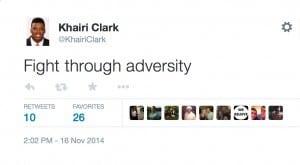Khairi Clark