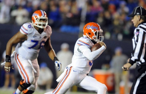 Treon Harris has Florida Gators confidence soaring