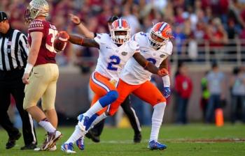 Super Gallery: Florida Gators vs Florida State Seminoles