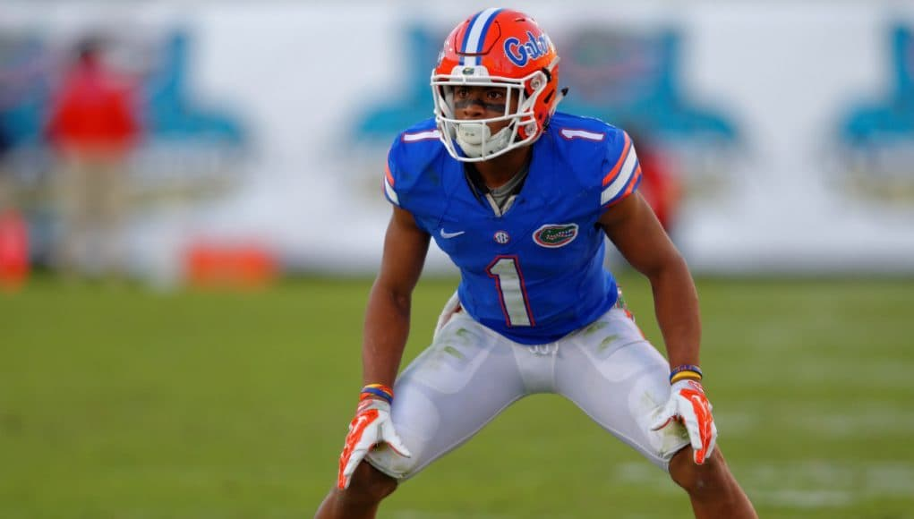 Vernon Hargreaves, Ever Bank Field, Jacksonville, Florida