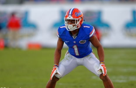 5 Florida Gators named All-SEC