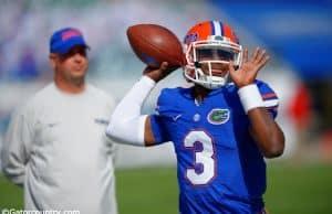 Treon Harris, Ever Bank Field, Jacksonville, Florida