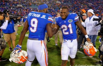 Florida Gators Football: Offense Mixing It Up