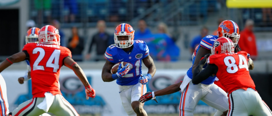 Florida Gators Football: Brothers In Arms