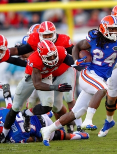 Super Gallery: Florida Gators run wild in Jacksonville