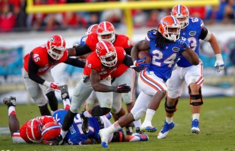 Super Gallery: Florida Gators run wild in Jacksonville