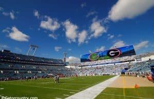 Ever Bank Field, Jacksonville, Florida