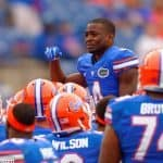 Andre Debose, Ben Hill Griffin Stadium, Gainesville, Florida, University of Florida