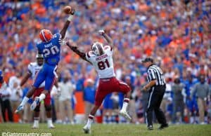 Marcus Maye, Ben Hill Griffin Stadium, Gainesville. Florida