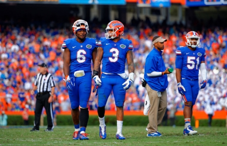 Florida Gators with tough decisions to make