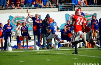 Florida Gators Football: McNeely's Fake Sparks Gators