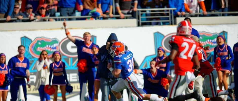 Florida Gators Football: McNeely's Fake Sparks Gators