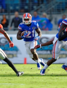 Florida Gators run all over Georgia Bulldogs