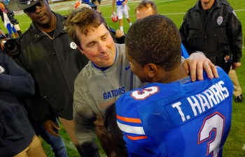 Florida Gators: Muschamp takes monkey off his back