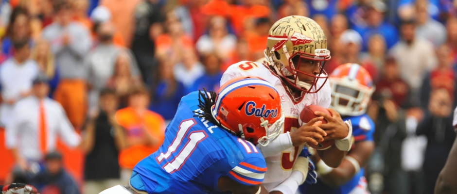 Five Key Games In The Florida-Florida State Rivalry