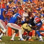 Bryan Cox Jr., Ben Hill Griffin Stadium, Gainesville, Florida