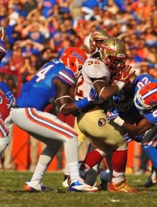 Florida Gators want to spoil Noles' perfect season