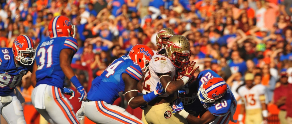Florida Gators want to spoil Noles' perfect season