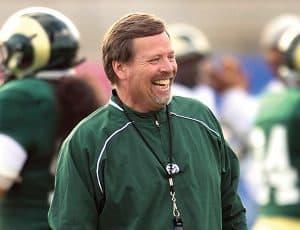 CSU Head Coach Jim McElwain/Courtesy Denver Post