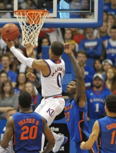 Florida Gators basketball: Gators surrender lead as Jayhawks win 71-65